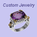 custom Diamond and Gemstone Jewlery